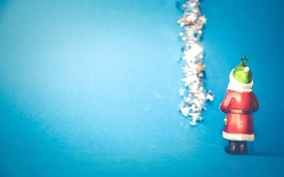 Che differenza c'è tra Amazon e Babbo Natale?